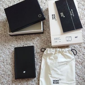 MontBlanc Meisterstuck Collection, card holder